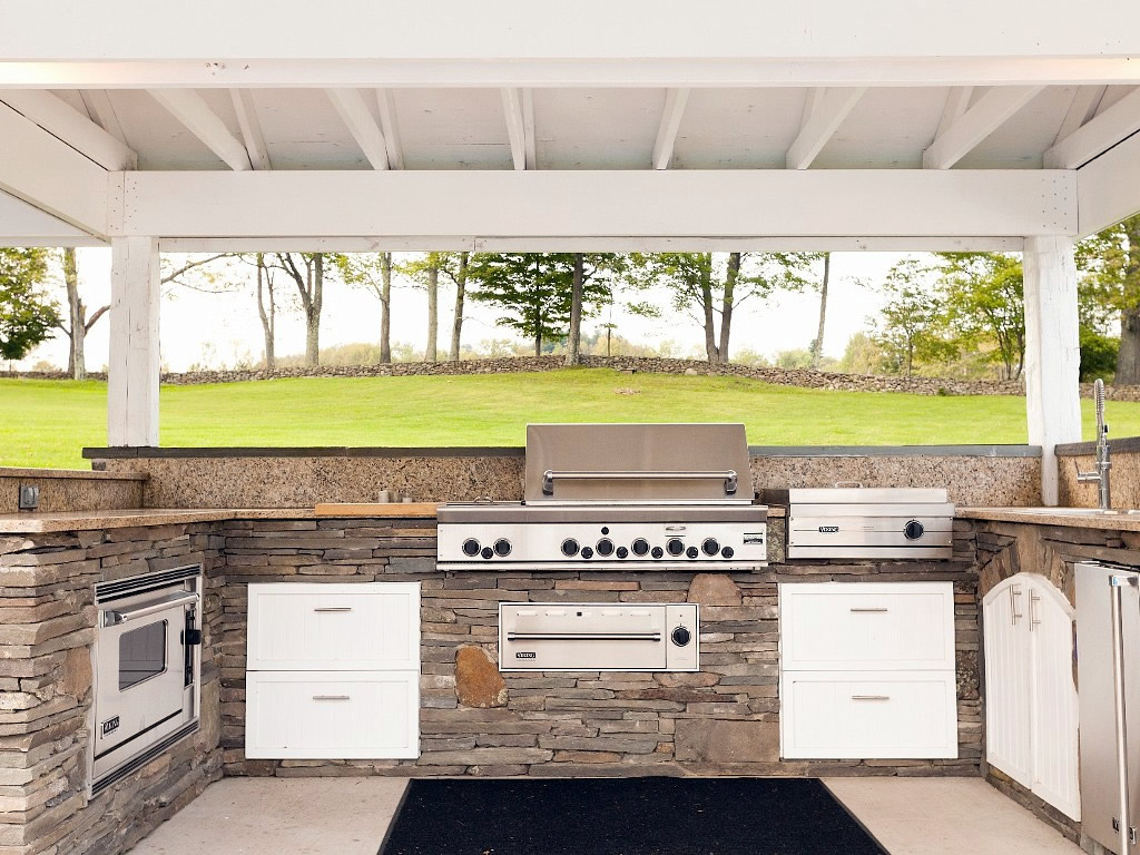 Best Outdoor cooking area